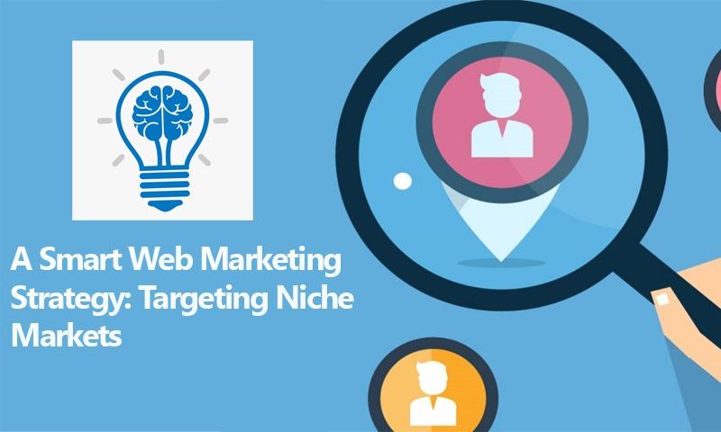 A Smart Web Marketing Strategy Targeting Niche Markets