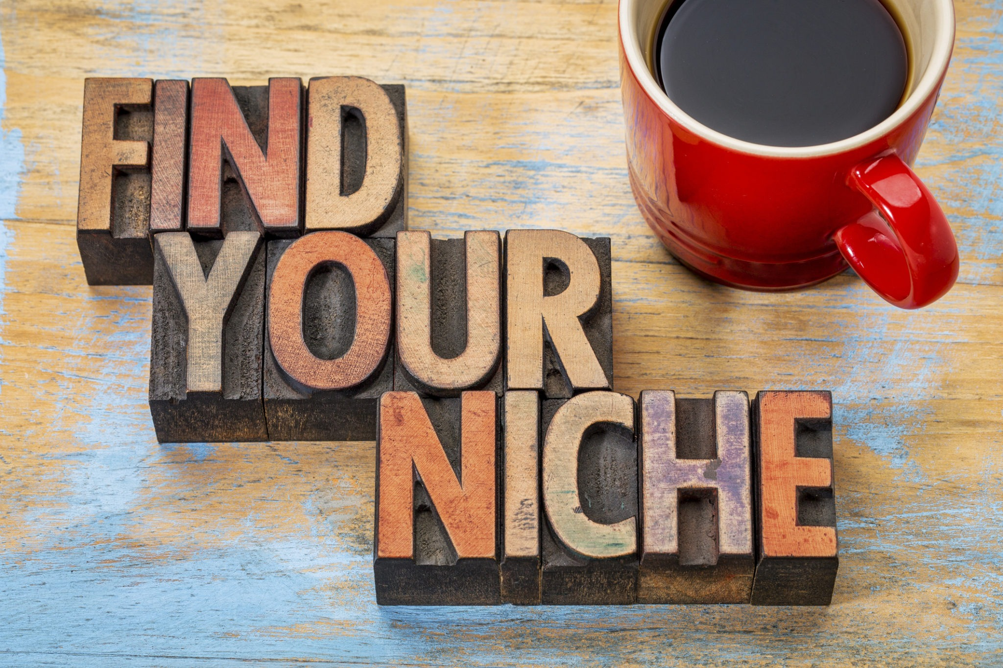 How Do You Find Your Niche