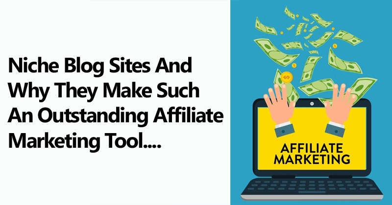 Niche Blog sites And Why They Make Such An Outstanding Affiliate Marketing Tool