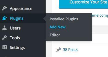 Adding WordPress Widgets