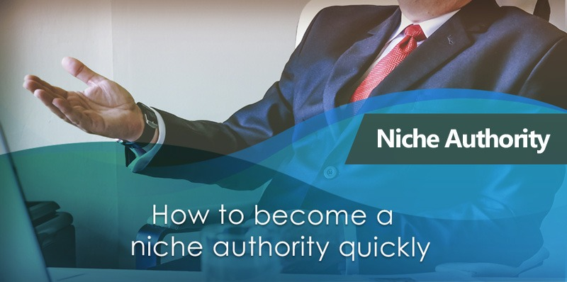 How To Become A Niche Authority Quickly