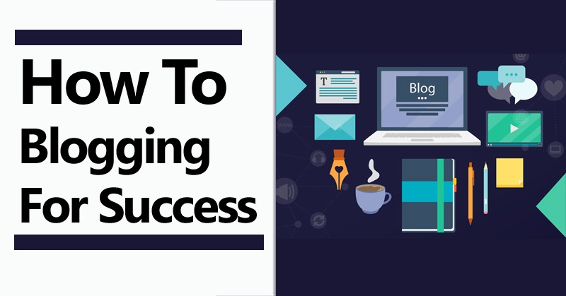 how to blogging