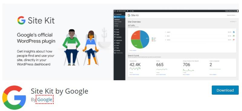 Site Kit by Google WordPress Plugin