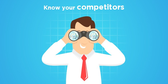 how to know your competitors