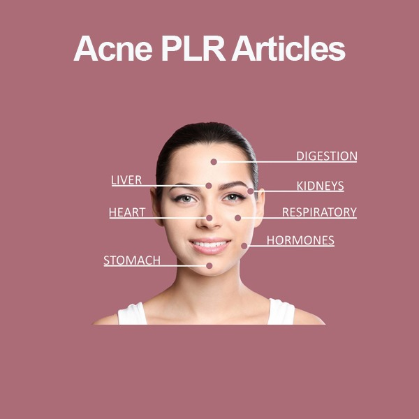Acne PLR Articles