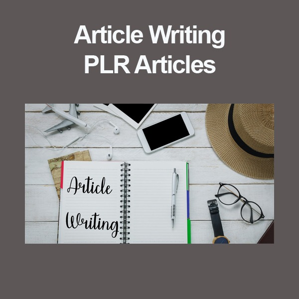 article writing plr articles