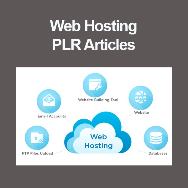 web hosting plr articles