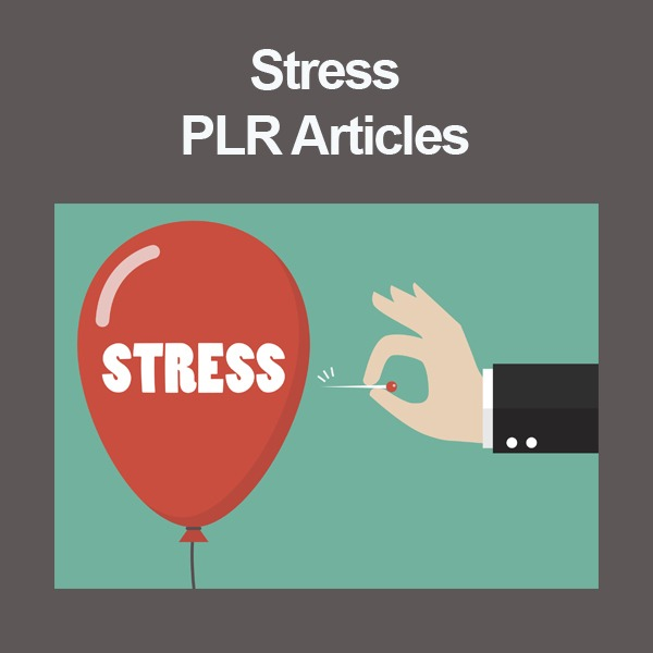 stress plr articles